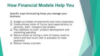 How Financial Projections Help Your Business (Video)