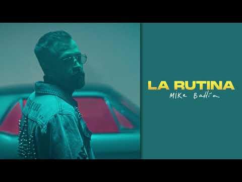 Mike Bahía - La Rutina (Cover Audio)