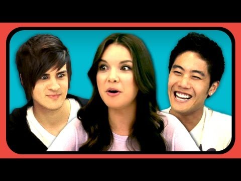 KPOP - K-pop EXTRA REACTIONS - http://goo.gl/6RRL9 NEW Vids Sun, Thurs & Sat! Subscribe: http://bit.ly/TheFineBros Watch all episodes of REACT: http://goo.gl/4iDVa ...