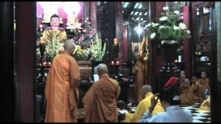 Chùa Quan Âm Cúng Dường Trai Tăng Trường Hạ Ngày 16/5/ Quý Tỵ ( 23/6/2013)