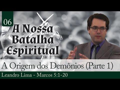 06. A Origem dos Demônios (Parte 1)