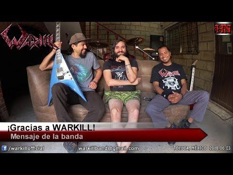 Entrevista con WARKILL [Toluca, Edo.Mex @ 2018.06.03]
