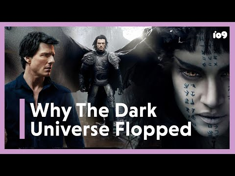 3 Ways Universal's Dark Universe Went Wrong | io9