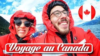 Video Voyage au CANADA - Kemar et Natoo MP3, 3GP, MP4, WEBM, AVI, FLV November 2017