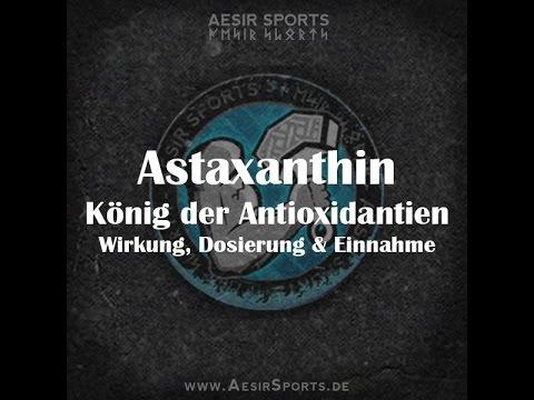 Astaxanthin – König der Antioxidantien | Wirkung, Dosierung & Einnahme