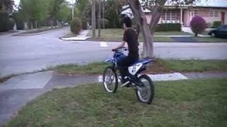 8. YAMAHA 2004 TTR 125
