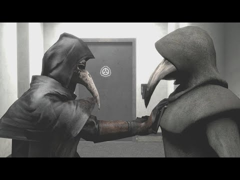 SCP-049 MEETS SCP-049