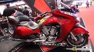 5. 2016 Victory Vision Tour - Walkaround - 2015 Tokyo Motor Show