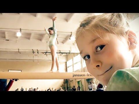 Гимнастки скрытая камера видео что