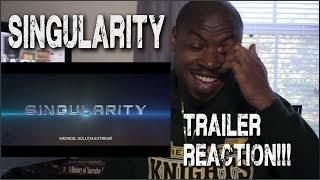 Nonton Singularity Trailer (2017) John Cusack Sci-Fi Movie REACTION Film Subtitle Indonesia Streaming Movie Download