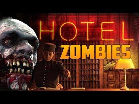 HOTEL ZOMBIE ★ Left 4 Dead 2 (L4D2 Zombie Games)