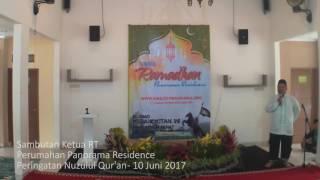 Video Sambutan Ketua RT MP3, 3GP, MP4, WEBM, AVI, FLV Desember 2017