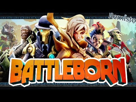 Обзор BattleBorn. Конкурент Overwatch?