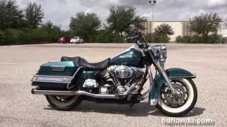 6. Used 2004 Harley Davidson Road King