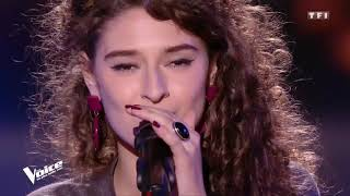 The voice : Tiphaine SG - «I don't wanna live forever» (Zayn) (saison 7)
