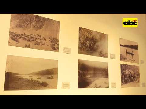 Exposición fotográfica en la Embajada de Brasil