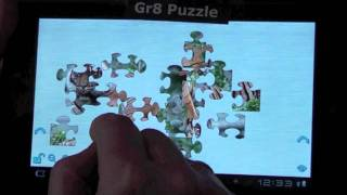 Cats Puzzle HD YouTube video