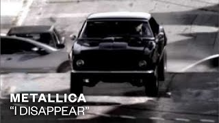 Metallica - I Disappear videoklipp