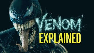 Video VENOM (SYMBIOTE Explained) MP3, 3GP, MP4, WEBM, AVI, FLV Oktober 2018