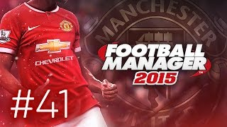Manchester United Career Mode #41 - Football Manager 2015 Let's Play - New Faces!