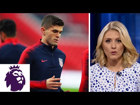 Chelsea's Signing Of Christian Pulisic Is Biggest In U.S. History | Premier League | NBC Sports