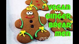 Vegan Gingerbread Dough || Gretchen's Bakery by Gretchen's Bakery
