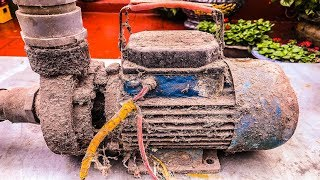 Video Electric Water Pump Restoration - Restoration Perfectly - Tool Restoration MP3, 3GP, MP4, WEBM, AVI, FLV Agustus 2019
