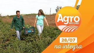Agro Record na íntegra - 28/julho/2019 - Bloco 1