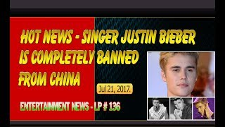 "Hot news - Singer Justin Bieber is completely banned from China - LP 126Please Subscribe  : https://goo.gl/cFYlJ7Hot news - Singer Justin Bieber is completely banned from China.The Chinese Culture Administration said Bieber was banned for improper actions on stage as well as in real life.According to many sources from China, the explanation for this work is that Justin Bieber has had a series of misbehavior, not only in life but also in previous performances in China.There are, however, different opinions from the above, which suggest that prohibited acts are political speeches or political actions rather than the cause of undue behavior.Whatever the reason, but clearly Justin joins a long list of banned artists performing in China country as the British band Maroon 5 and the American group.More info about Singer Justin Bieber:Justin Drew Bieber was born March 1, 1994. He is a Canadian singer and songwriter. After a talent manager discovered him through his YouTube videos covering songs in 2008 and signed to RBMG, Bieber released his debut EP, My World, in late 2009. It was certified Platinum in the U.S. He became the first artist to have seven songs from a debut record chart on the Billboard Hot 100. Bieber released his first full-length studio album, My World 2.0, in 2010. It debuted at or near number one in several countries, was certified triple Platinum in the U.S., and contained his single ""Baby""....ThanksPlease subscribe, like,shareLucy protopnail channel – Part : World News - Entertainment News.My blog : https://lphotnews.blogspot.com/"