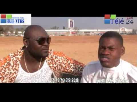 TÉLÉ 24 LIVE: Un bâton dans la roue contre DJINO Equaliseur à JOBOURG, les artistes congolais deviennent des Combattants.