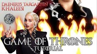 Daenerys Targaryen Khaleesi DIY Hazlo tú misma! Do it Yoursell!! Khaleesi season 7 Daenerys Targaryen.