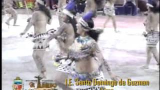 Video Danza: Fiesta a la Anaconda de la Etnia Bora - IE Santo Domingo de Guzman - Lima MP3, 3GP, MP4, WEBM, AVI, FLV Juni 2018