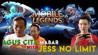 Video Agus Cita Mabar with Jess No Limit MP3, 3GP, MP4, WEBM, AVI, FLV Januari 2019