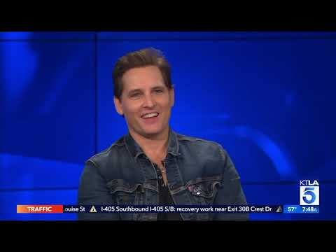 Peter Facinelli on the Inaugural American Icon Awards