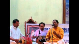 Carnatic Vocal Concert By Dr. Sreevalsan Menon - Part 2