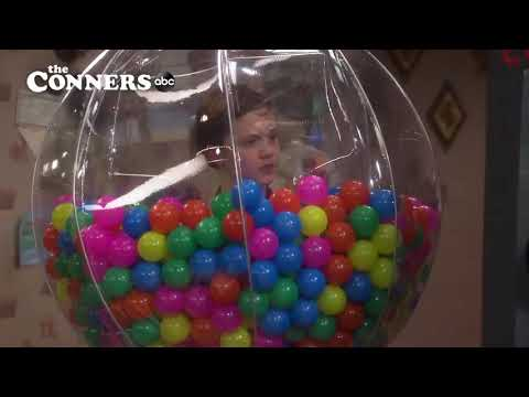 """The Conners 3x02 Promo """"Halloween and The Election vs. The Pandemic"""""""