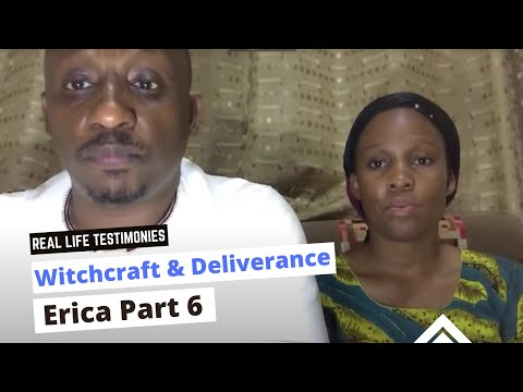 Bamboo Presents Erica Mukisa's Testimony of Witchcraft & Deliverance Part 6