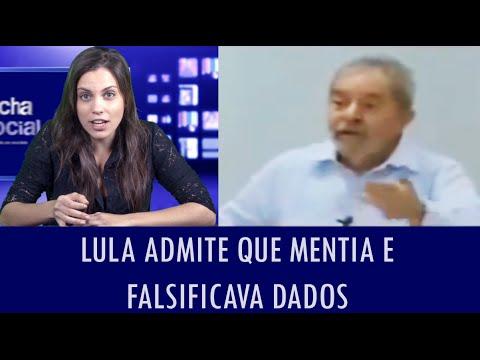 era - Durante reunião, Lula admite que mentia e falsificava dados quando era de oposição. GOSTEI AJUDA A DIVULGAR. INSCREVA-SE PARA FAZER PARTE DO CANAL: http://www.youtube.com/user/fichasocial?sub_co...