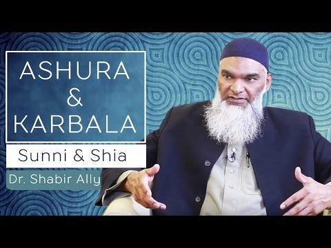 SUNNI - The Islamic month of Muharram just begin, marking the Islamic new year. Dr. Shabir Ally discusses some of the significant historical events that took place d...