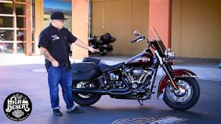 2018 Harley-Davidson Heritage With Stage 4 Upgrades