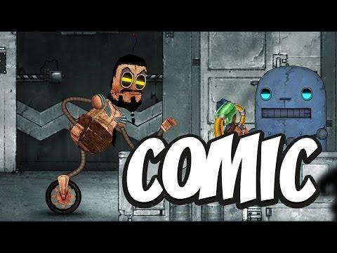 CreativeMonkeyzArmy - East European Comic Con: http://comic-con.ro/ CM la Comic Con: https://www.youtube.com/watch?v=zrK3Kg1p-TI.