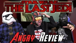 Video Star Wars The Last Jedi Angry Movie Review - [NO SPOILERS!] MP3, 3GP, MP4, WEBM, AVI, FLV Januari 2018
