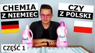 Video NIEMIECKA CHEMIA vs. POLSKA CHEMIA - KTÓRA LEPSZA? MP3, 3GP, MP4, WEBM, AVI, FLV Juni 2018