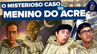 """No vídeo de hoje vamos falar sobre O desaparecimento do """"Menino do Acre"""", ou melhor, do estudante de psicologia Bruno..."""