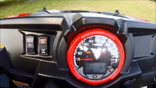 10. 2015 Polaris Rzr XP 4 1000 EPS (walk through)