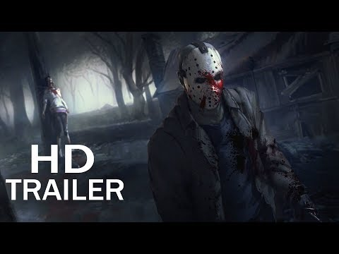 FRIDAY THE 13TH 2018   Movie Teaser Trailer #1 – Jason Horror Reboot Fan Made