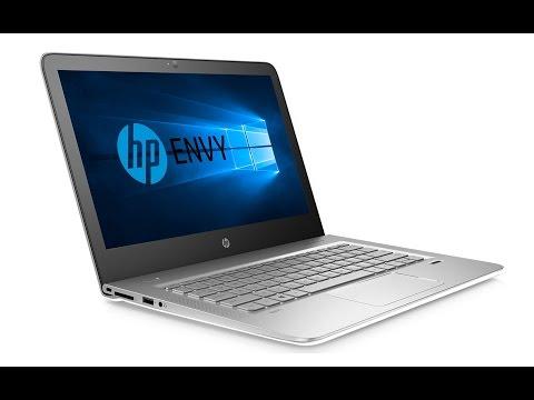 HP ENVY 13-d004ng Hands On Test - Deutsch / German ►► notebooksbilliger.de