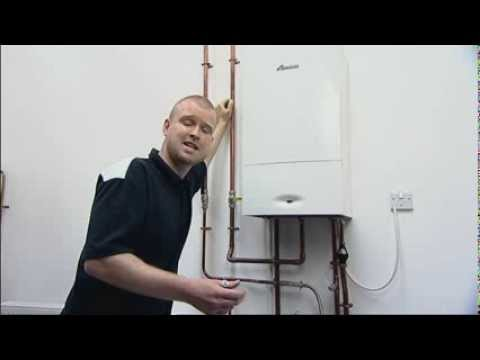 How to Repressurise Your Heating System Using the New Worces