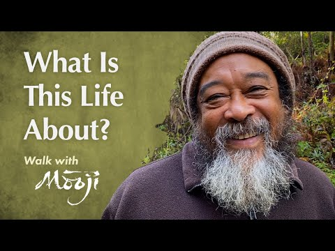Mooji Video: What Is This Life About?