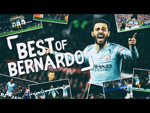Video: BERNARDO SILVA BEST OF 2018/19   HIGHLIGHTS OF THE SEASON